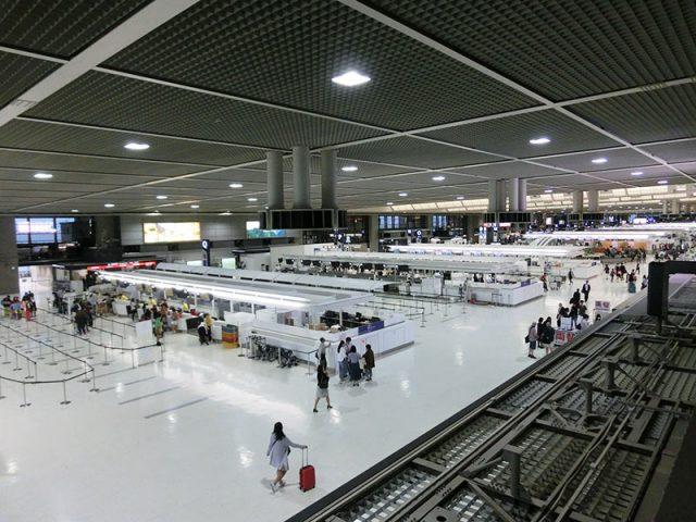 成田空港イメージ