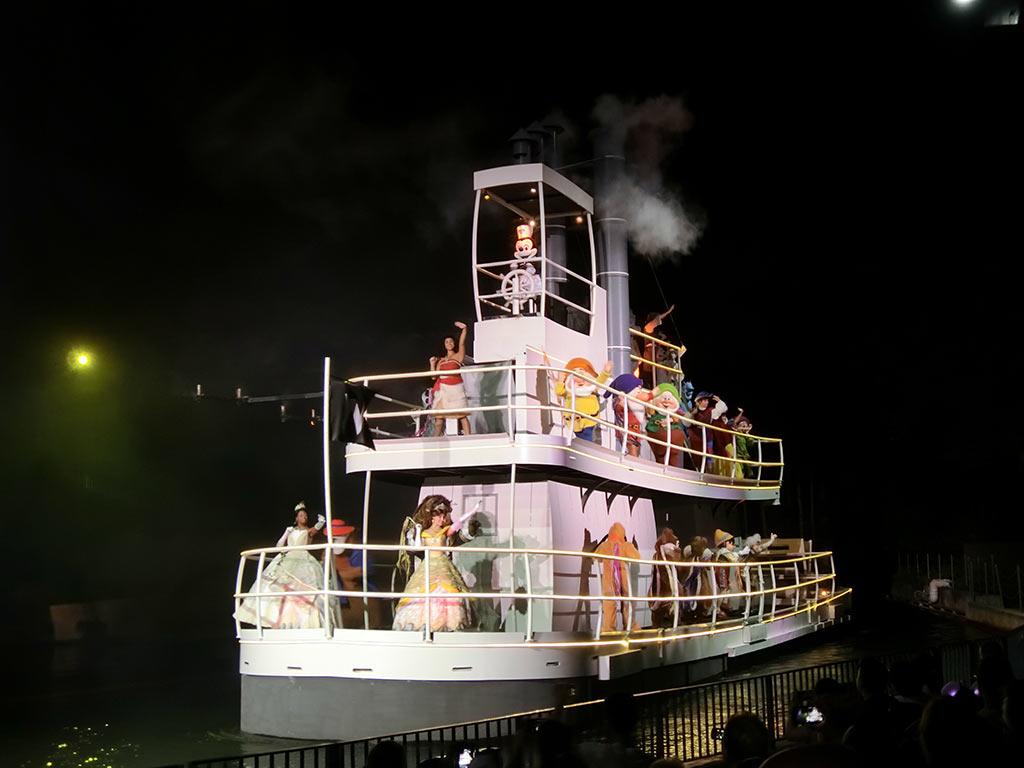 蒸気船ウィリー2