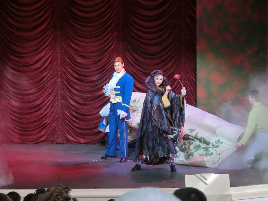 魔女と王子